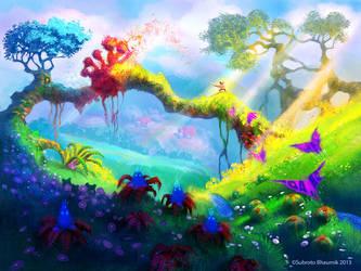 Fantasy land1 by orangus