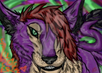 Wonderland Cheshire Cat - TMWL OC MINE by WonderlandTrades
