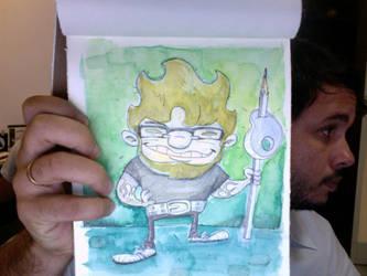 Sketchbook by juliaojr