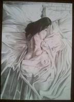 Melissa by AdamTomkinsArt