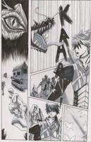 Dragon Attack Short Comic P2/8 by G4B2TER
