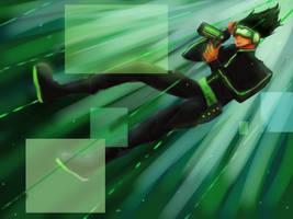 Matrix (Max) Parkins Tennor Junior by G4B2TER