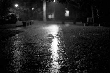 The rain by niniasiberiana