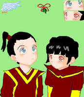 LIL MAIKO CHRISTMAS by 123chachy