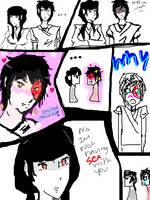 maiko Flirting by 123chachy