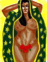 Ni Santa Ni Puta Solo Mujer by 123chachy