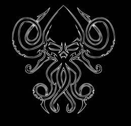 - Death Walker Official Logo - by SamaelPyro