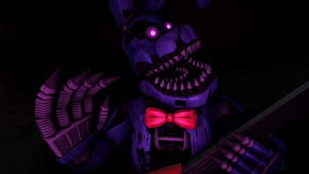 Nightmare Bonnie - Let's Rock'n'roll! by SamaelPyro