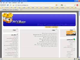 p30willage template_wordpress by DaRiOuShJh