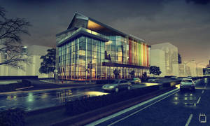ofis binasi by Ertugy