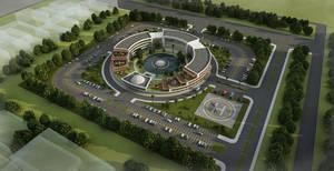 hospital by Ertugy