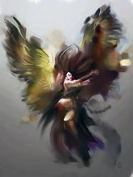 Angelica by shurikmx