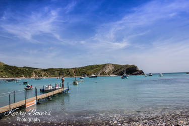 Lulworth Cove - Dorset by veryberrykerry