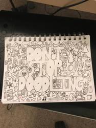 Don't Stop Doodling by AlphaAlpacaArt
