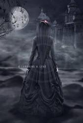 - Vampire bride - by SandyLynx