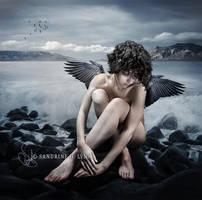 - Fallen angel - by SandyLynx