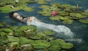 - Ophelia - by SandyLynx