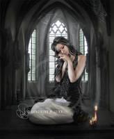 - Gothic Shrine - by SandyLynx