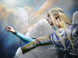 - Son Of The Blue Sky - by SandyLynx