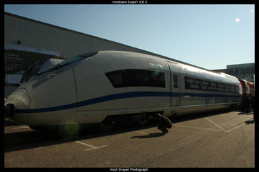 Innotrans Export ICE 3 by HerrDrayer