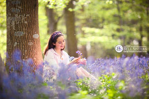 Dreaming In The BlueBells by thesashabell