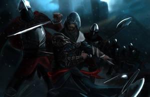 Ezio Auditore by Jord-UK