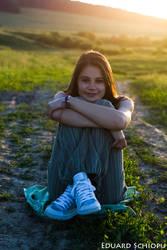 summer girl II by edyflute