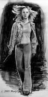 Hermione by bloodymary99