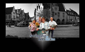 Swinging Boys andOne - Comp 2 by cyphers-x