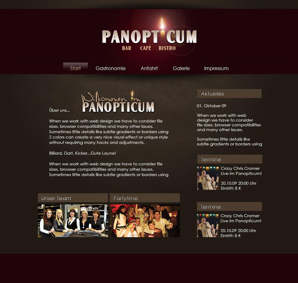 Design Panopticum by cyphers-x