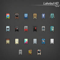 Labeled HD theme by Taine0