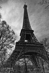 Tour Eiffel by siyabonga