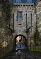 city gate - Rennes by siyabonga