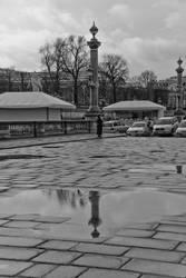 Place de la Concorde by siyabonga