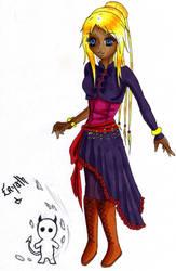 Siama - Eryath by Wandelumina