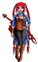 Slayer by Wandelumina