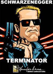 Terminator by wanderline