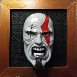 Kratos-final by wanderline