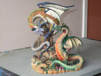 Dragon stock-099 by DarGirl