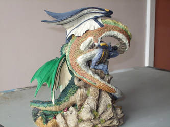 Dragon stock-102 by DarGirl
