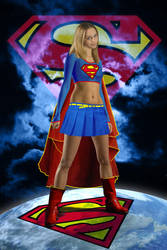 Supergirl Modern by mackrafty