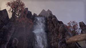 ESO Waterfall and Tree 2 by Kohlheppj13