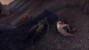 ESO Dead Man, Guar, and Nix-Hound by Kohlheppj13