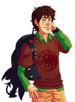 Hiccup by Grimmby