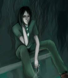 Severus Snape. by netsah