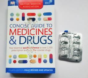 Book / Pill Sculpture 1 by HelenaCollins