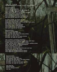 Shadowchild Lyrics by johnnyverger