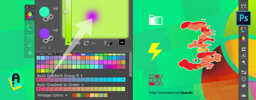 MixColors plugin v3.0 for Photoshop update! by Anastasiy