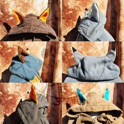 Fox ears by ScribblingRabbit-Art