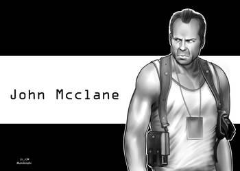 Jhon Mcclein by ishirinNOhana25
